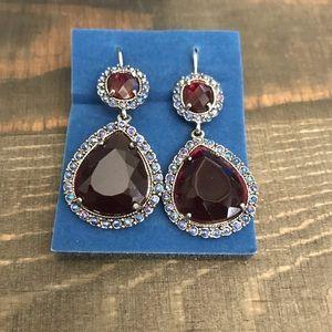 Avon Multicolor Bold Drop Earrings